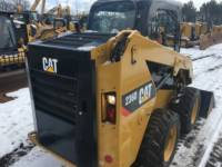 CATERPILLAR PALE COMPATTE SKID STEER 236D equipment  photo 6