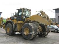 CATERPILLAR RADLADER/INDUSTRIE-RADLADER 980K equipment  photo 3