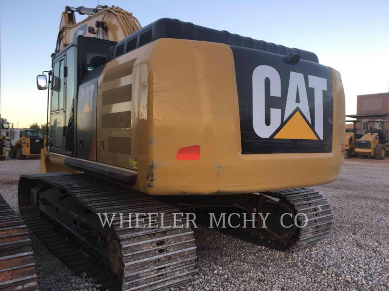 CATERPILLAR KOPARKI GĄSIENICOWE 329F L CF equipment  photo 6