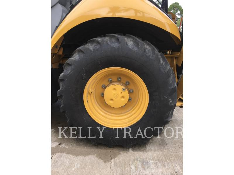 CATERPILLAR BACKHOE LOADERS 416FST equipment  photo 12