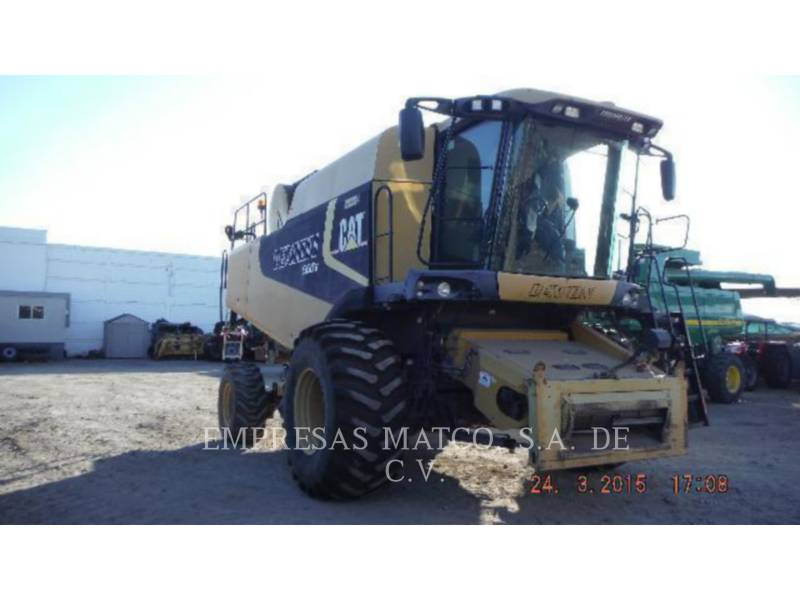 LEXION COMBINE COMBINADOS 560R equipment  photo 4