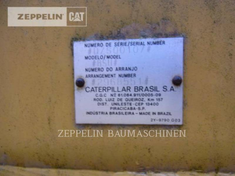 CATERPILLAR CIĄGNIKI GĄSIENICOWE D8T equipment  photo 18