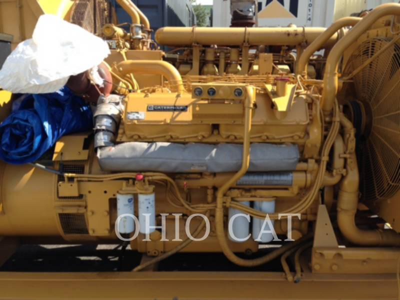 CATERPILLAR STATIONARY - DIESEL 3412 equipment  photo 2