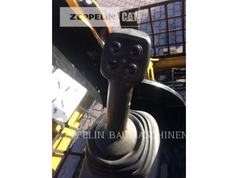 CATERPILLAR ŁADOWARKI ZE STEROWANIEM BURTOWYM 257D equipment  photo 21
