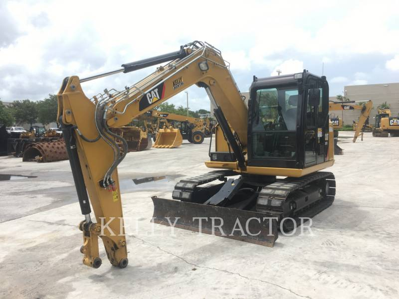 CATERPILLAR TRACK EXCAVATORS 307E2 equipment  photo 6
