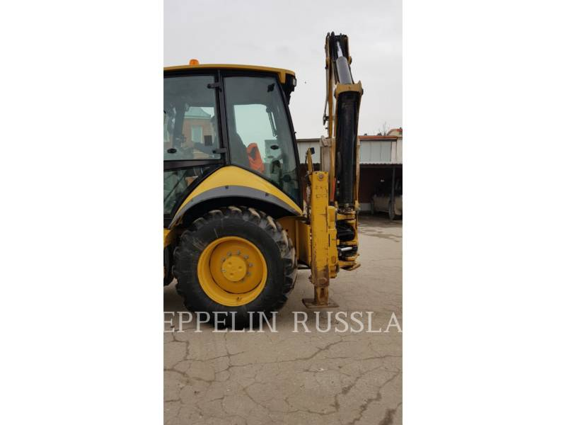 CATERPILLAR BACKHOE LOADERS 444F equipment  photo 10