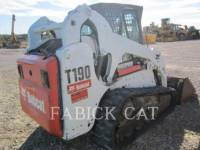 BOBCAT UNIWERSALNE ŁADOWARKI T190 equipment  photo 3