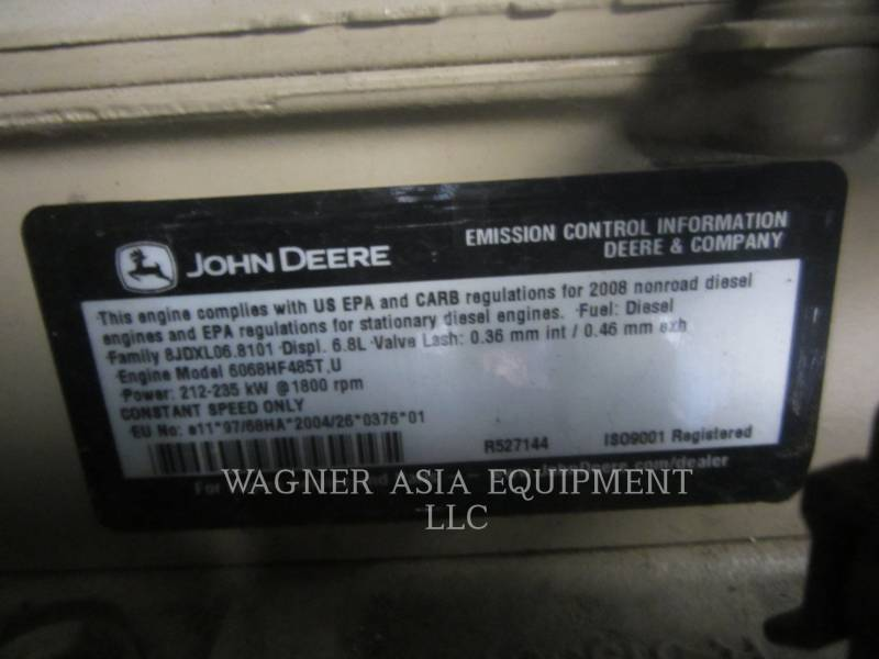 MULTIQUIP STATIONARY GENERATOR SETS DCA-220SSJU equipment  photo 14