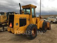 DEERE & CO. WHEEL LOADERS/INTEGRATED TOOLCARRIERS 544C equipment  photo 4