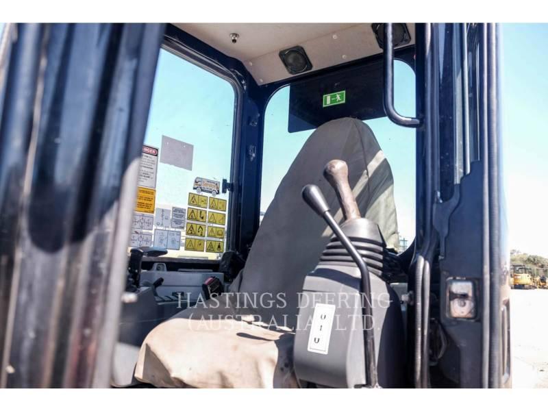 CATERPILLAR TRACK EXCAVATORS 305E C2 equipment  photo 9