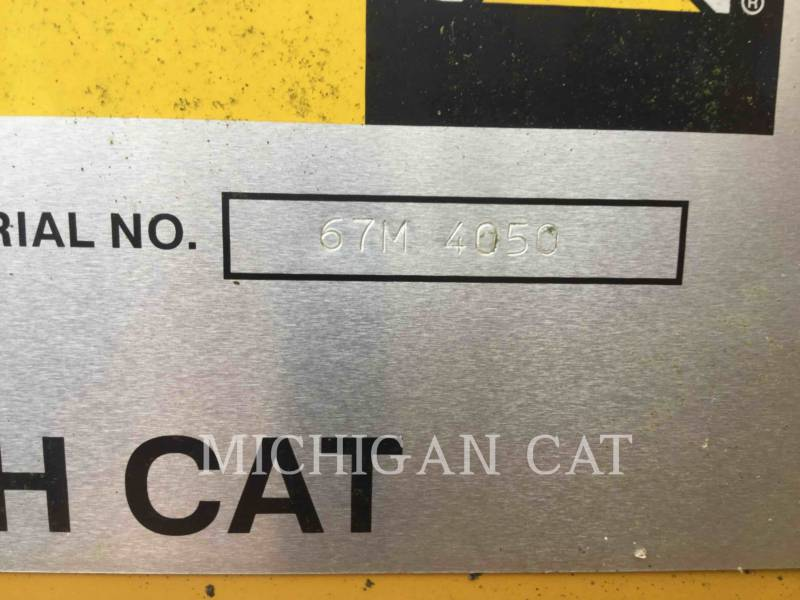 CATERPILLAR SCRAPER PER TRATTORI GOMMATI 631C equipment  photo 8
