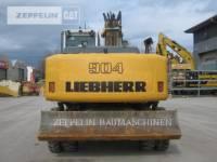 LIEBHERR EXCAVADORAS DE RUEDAS A904CLIT equipment  photo 6