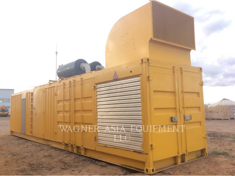 GENSET STATIONARY GENERATOR SETS CAT3516B equipment  photo 7