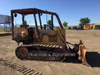CASE TRACK TYPE TRACTORS 450C equipment  photo 3