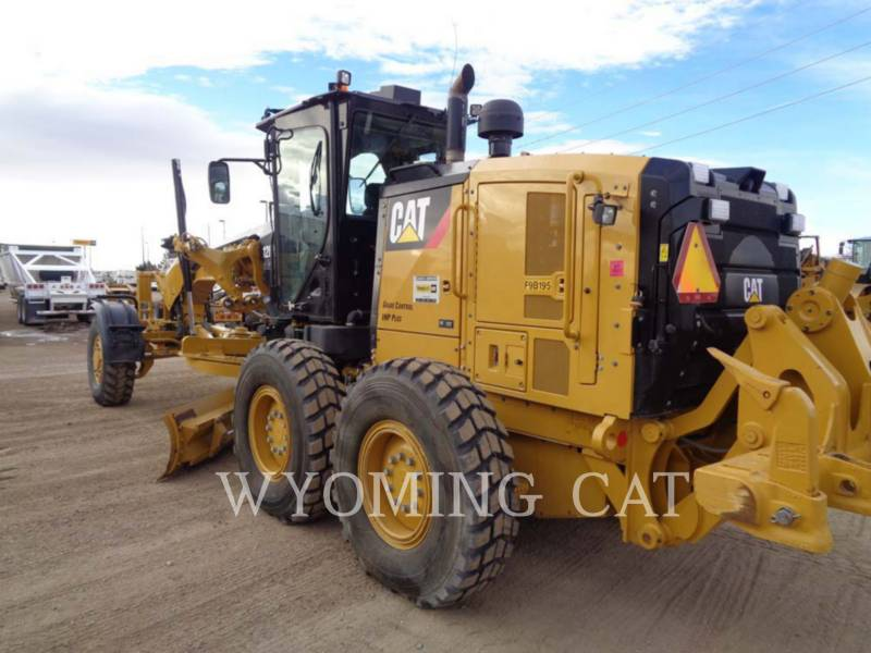 CATERPILLAR MOTORGRADER 12M2AWD equipment  photo 2
