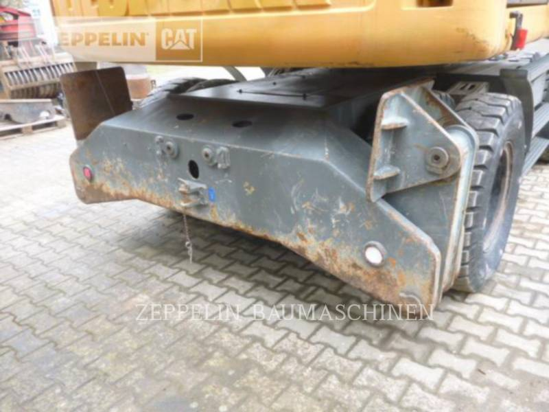 LIEBHERR WHEEL EXCAVATORS A904CLIT equipment  photo 10