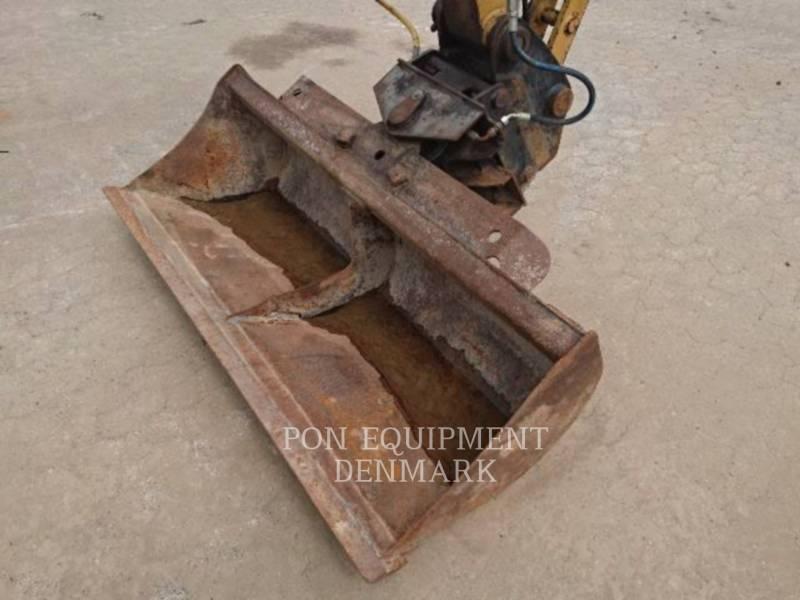 CATERPILLAR TRACK EXCAVATORS 307 C equipment  photo 14
