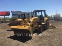 CATERPILLAR BAGGERLADER 416F2ST equipment  photo 4