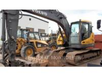 VOLVO CONSTRUCTION EQUIPMENT TRACK EXCAVATORS ECR145CL equipment  photo 3