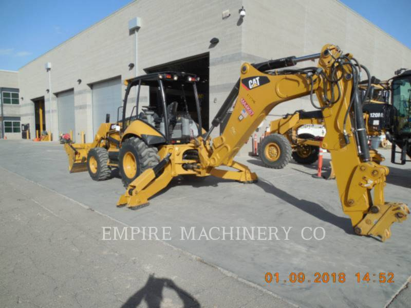 CATERPILLAR RETROEXCAVADORAS CARGADORAS 450F equipment  photo 3
