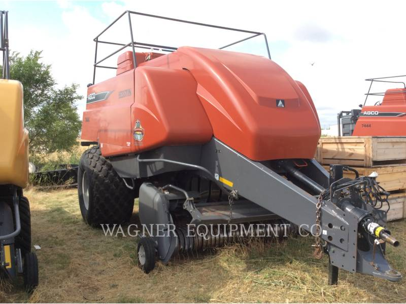 HESSTON CORP MATERIELS AGRICOLES POUR LE FOIN 7444 equipment  photo 1