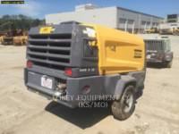 ATLAS AIR COMPRESSOR 400XAVS equipment  photo 2