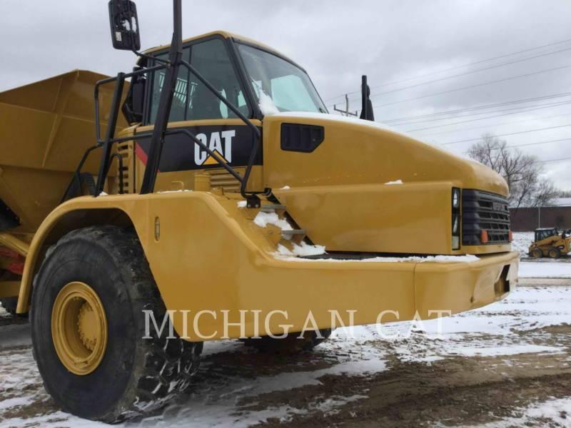 CATERPILLAR TOMBEREAUX ARTICULÉS 740 T equipment  photo 23