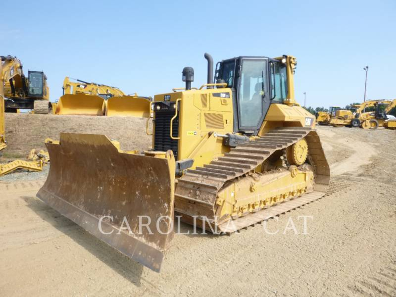 CATERPILLAR CIĄGNIKI GĄSIENICOWE D6N-4F LGP equipment  photo 6