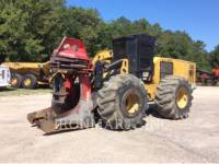 Equipment photo CATERPILLAR 553C FORESTRY - FELLER BUNCHERS 1