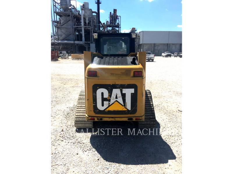 CATERPILLAR UNIWERSALNE ŁADOWARKI 247B equipment  photo 4