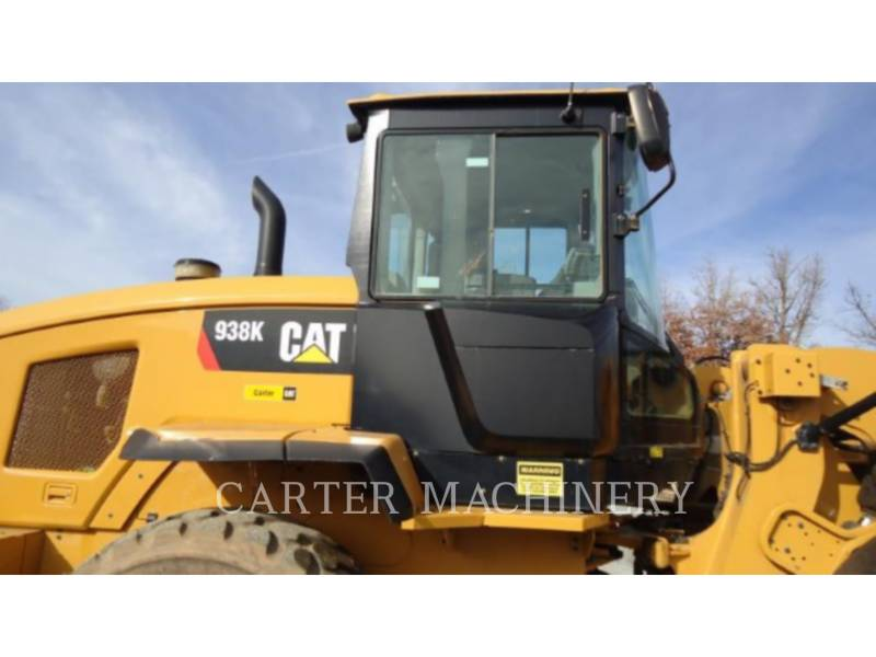 CATERPILLAR WHEEL LOADERS/INTEGRATED TOOLCARRIERS 938K 3VFS equipment  photo 8