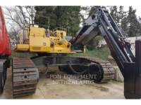 OTHER US MFGRS EXCAVADORAS DE CADENAS Multidocker with Caterpillar technology MH3295 Mat equipment  photo 7