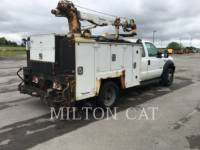 FORD ON HIGHWAY TRUCKS F550 equipment  photo 5