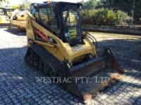 Equipment photo CATERPILLAR 247B2 MULTI TERRAIN LOADERS 1