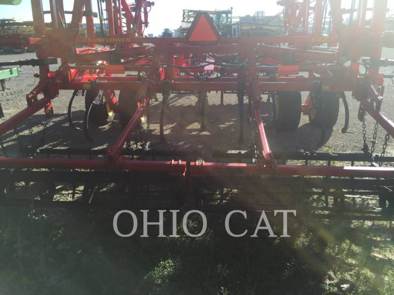 SUNFLOWER MFG. COMPANY AG TILLAGE EQUIPMENT SF6433-43 equipment  photo 7