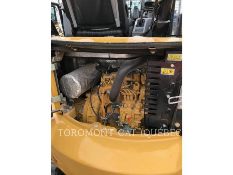 CATERPILLAR TRACK EXCAVATORS 303E CR equipment  photo 14