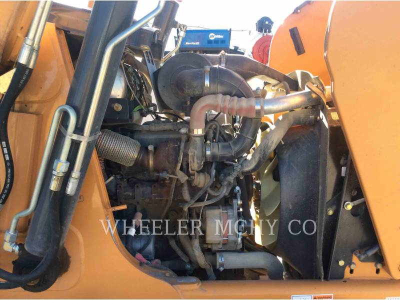 CASE BACKHOE LOADERS 580 SN equipment  photo 13