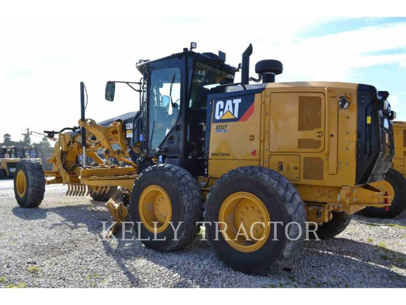 CATERPILLAR RÓWNIARKI SAMOBIEŻNE 12M3 equipment  photo 3