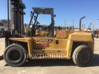 CATERPILLAR FORKLIFTS DP150 equipment  photo 1