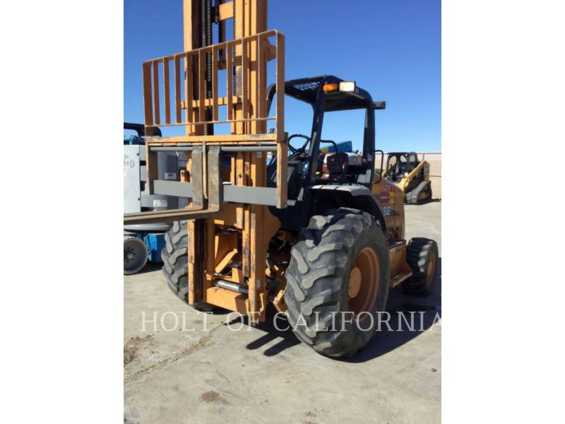 CASE FORKLIFTS 586G equipment  photo 1