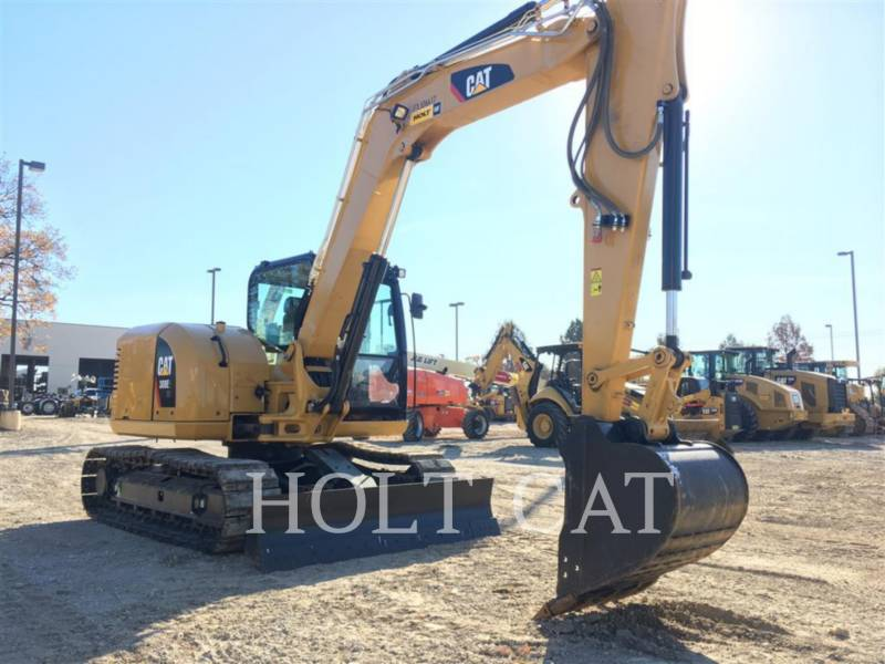 CATERPILLAR PELLES SUR CHAINES 308ECR SBX equipment  photo 4
