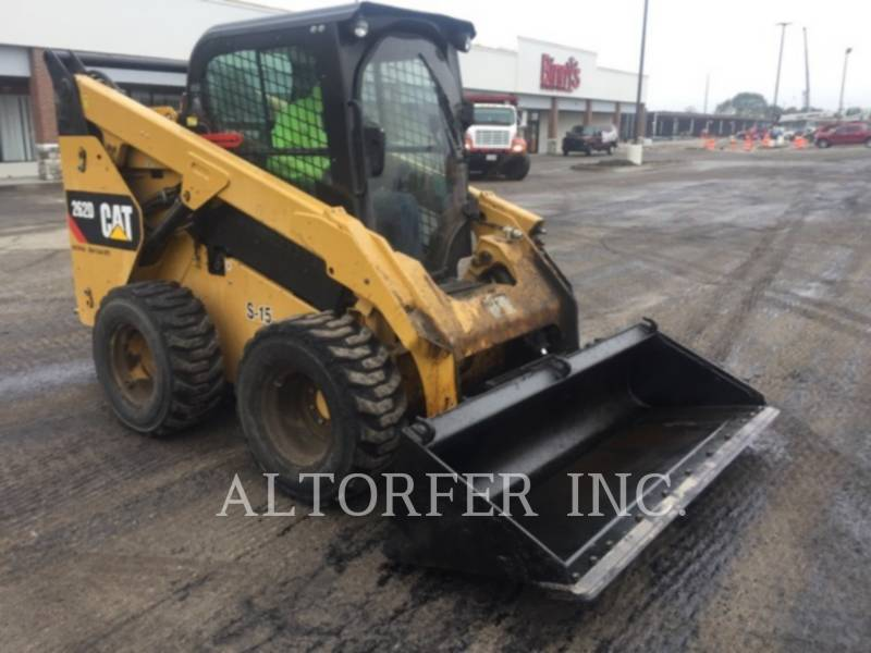 CATERPILLAR SKID STEER LOADERS 262D XPS equipment  photo 1