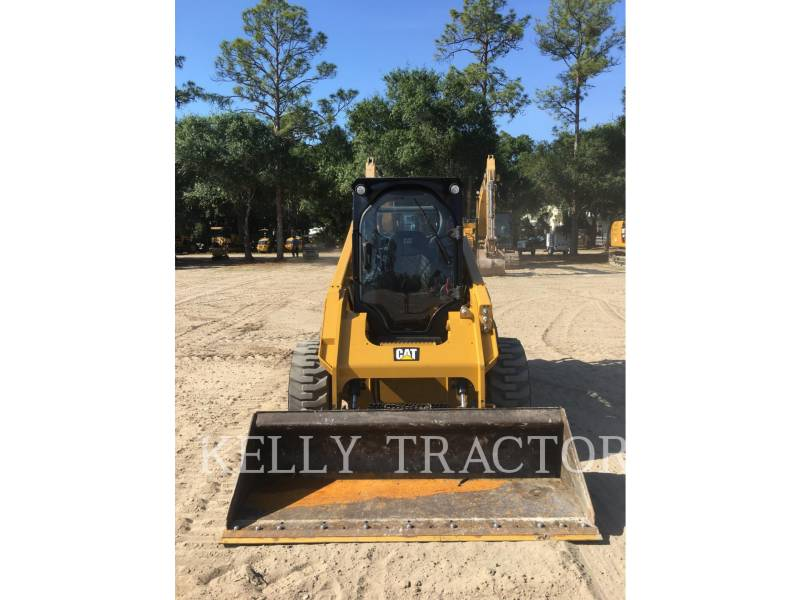 CATERPILLAR CHARGEURS COMPACTS RIGIDES 262D equipment  photo 8