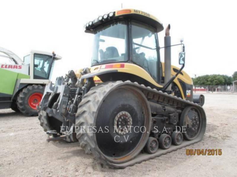AGCO-CHALLENGER AG TRACTORS MT755B equipment  photo 5