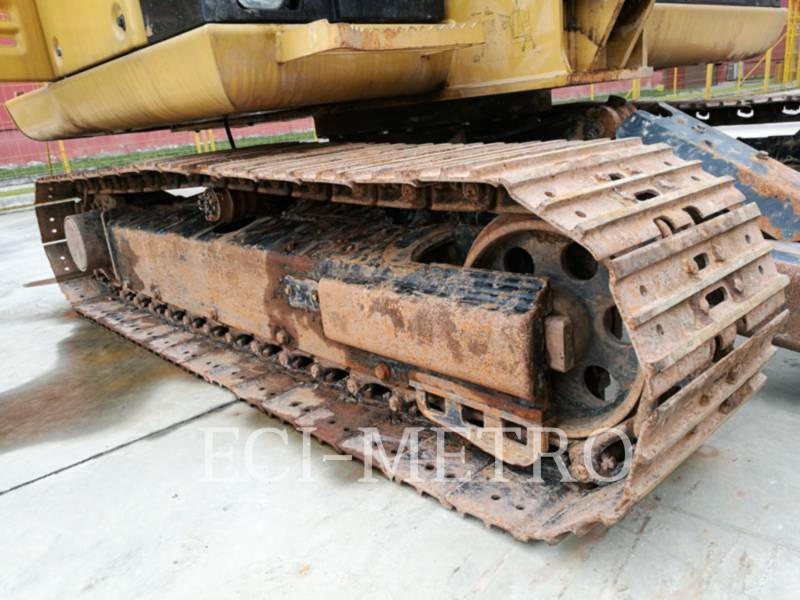 CATERPILLAR KOPARKI GĄSIENICOWE 305.5 E2 CR equipment  photo 16