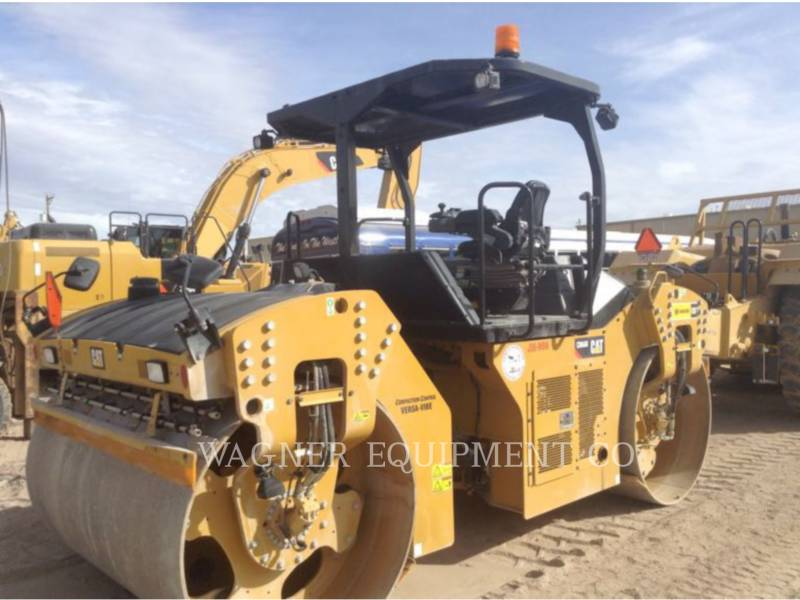 CATERPILLAR COMPACTORS CB66B equipment  photo 2