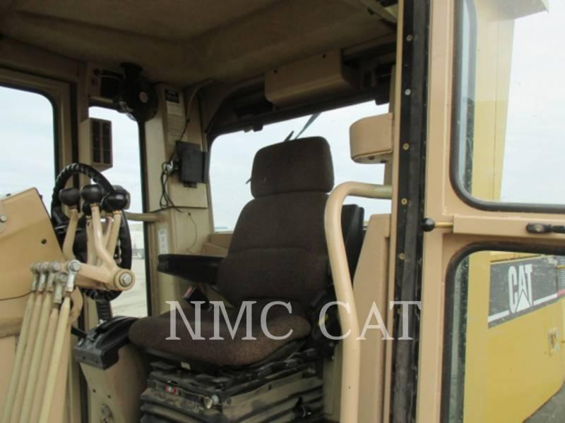 CATERPILLAR モータグレーダ 143H equipment  photo 5