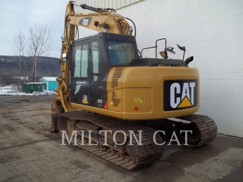 CATERPILLAR ESCAVADEIRAS 311F L RR equipment  photo 3
