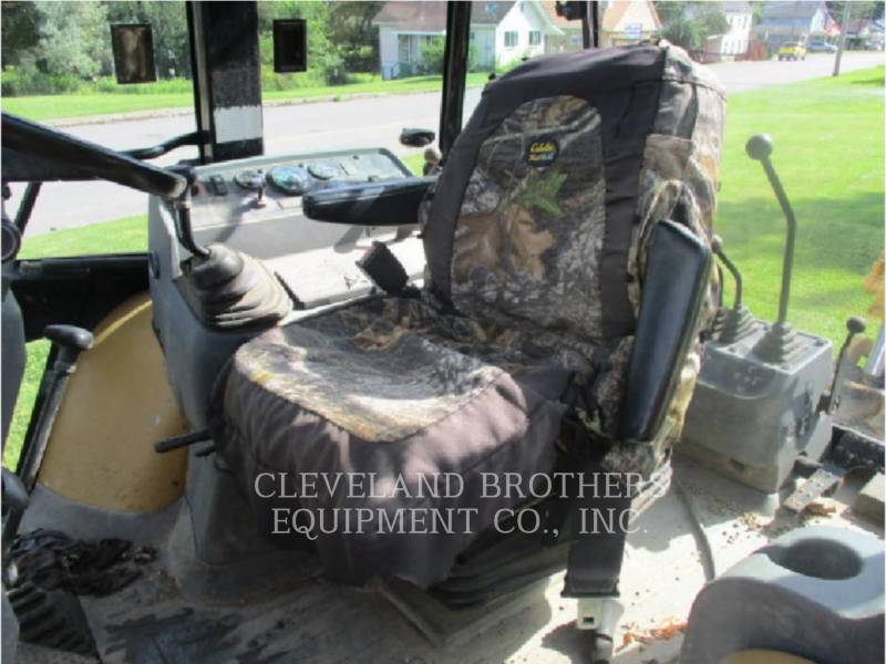 CATERPILLAR BACKHOE LOADERS 416C equipment  photo 5