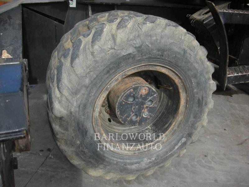 CATERPILLAR WHEEL EXCAVATORS M318CIM equipment  photo 6